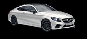 Mercedes-Benz C-Класс купе AMG