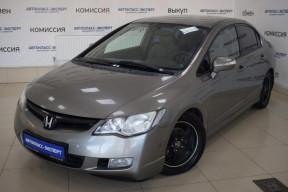 Honda Civic 1.8 MT (140 л. с.)