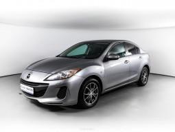 Mazda 3 1.6 MT (105 л. с.)
