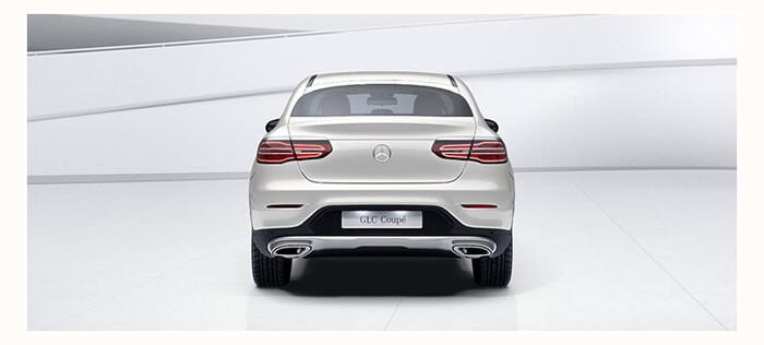Mercedes-Benz GLC купе 250 9G-TRONIC 4MATIC (211 л. с.) Особая серия