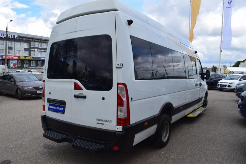 Renault Master M9TE892 2.3 125 л.с.