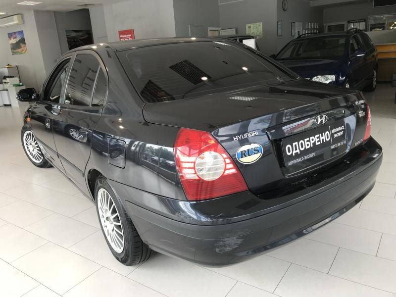 Hyundai Elantra Tagaz 1.6 MT (105л.с.)