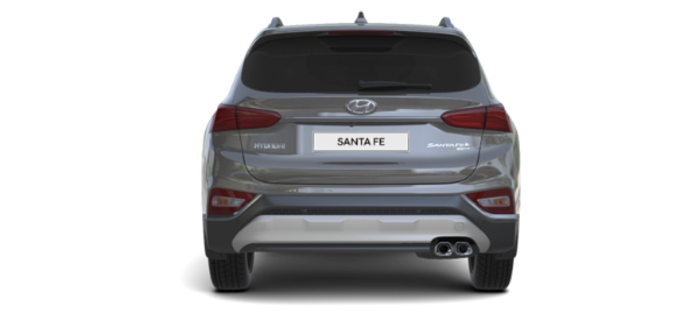 Hyundai Новый Sante Fe 2.2 CRDi AT AWD (200 л.с.) Lifestyle Пакет Smart Sense