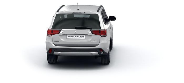 Mitsubishi Outlander 2.0 CVT (146 л.с.) Inform 2WD