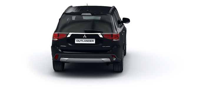 Mitsubishi Outlander 2.4 CVT 4WD (167 л.с.) Ultimate 4WD