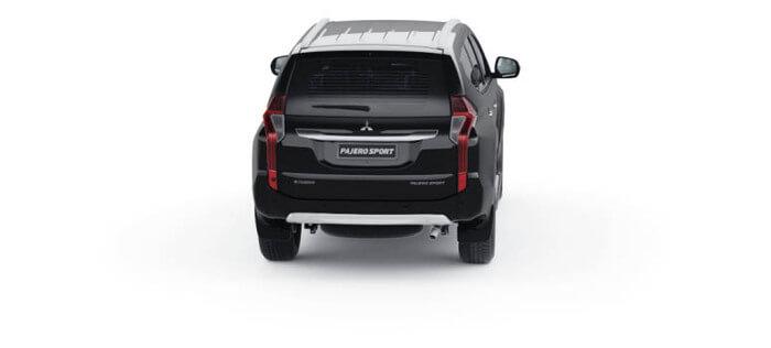 Mitsubishi Pajero Sport 2.4  DI-D MT 4WD (181 л.с.) Invite