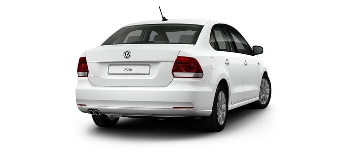 Volkswagen Polo 1.6 MPI AT (110 л. с.) Trendline