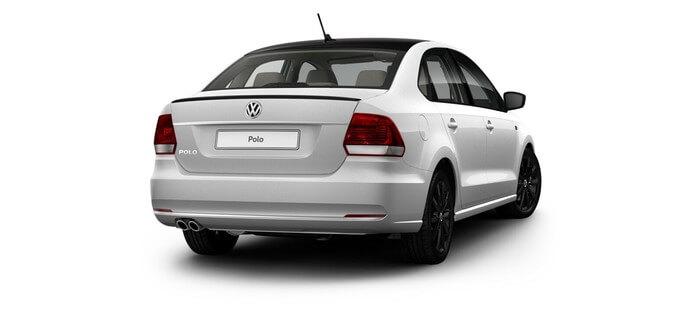 Volkswagen Polo 1.6 MPI MT (110 л. с.) Football Edition