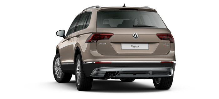 Volkswagen Tiguan 1.4 TSI BlueMotion MT (125 л.с.) 2WD Trendline