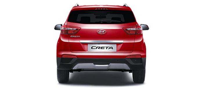 Hyundai Creta 1.6 AT 2WD (123 л. с.) Comfort