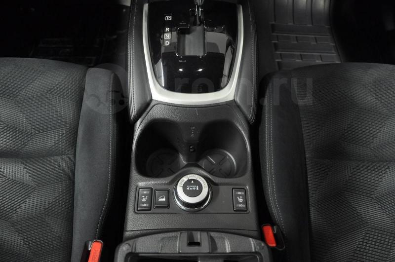Nissan Новый X-Trail 2.0 CVT (144 л. с.)