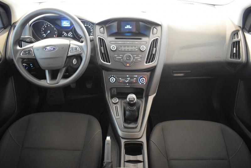 Ford Focus Универсал 1.6 Ti-VCT MT (125 л. с.) Sync Edition