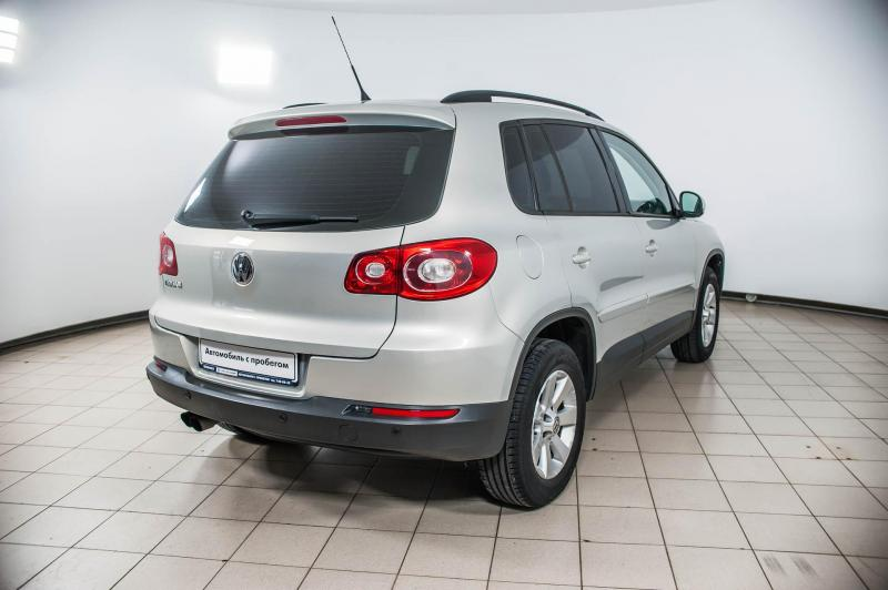Volkswagen Tiguan 2.0 TSI 4Motion AT (170 л. с.)