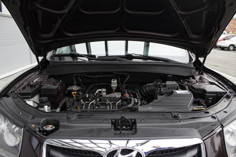 Hyundai Santa Fe 2.2d AT (197л.с.)