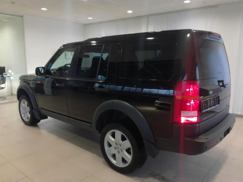 Land Rover Discovery 4.4 AT (295 л. с.)
