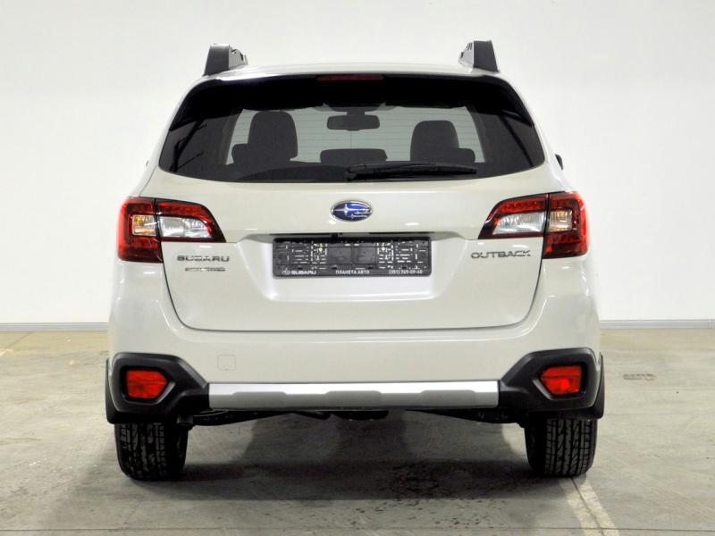 Subaru Outback 2.5 Lineartronic AWD (175 л. с.) Premium