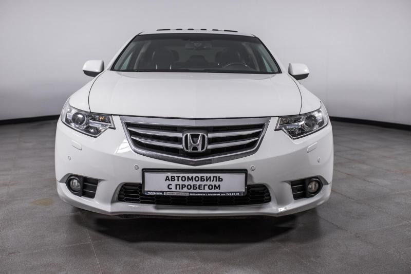 Honda Accord Type S 2.4 AT (200 л. с.)