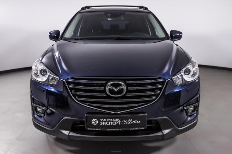 Mazda CX-5 2.0 SKYACTIV AT (150 л. с.)