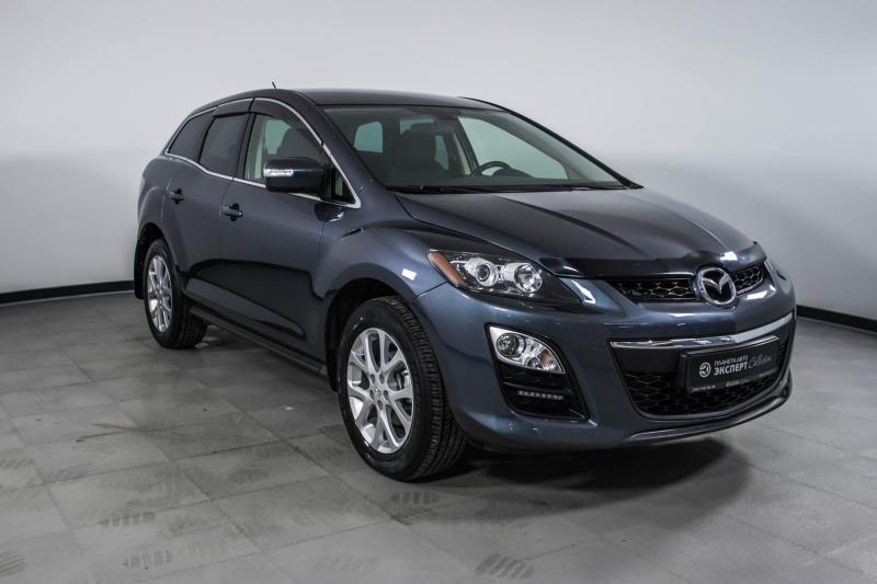 Mazda CX-7 2.3 T AT AWD (238 л. с.)