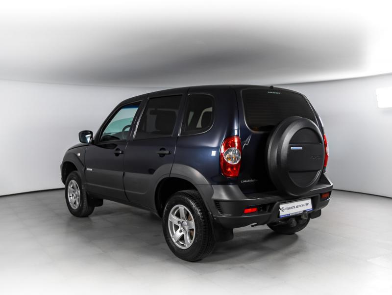 Chevrolet niva Niva 1.7 MT (79,6 л. с.)