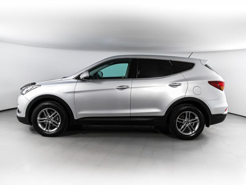 Hyundai Santa Fe 2.4 AT AWD (171 л. с.)