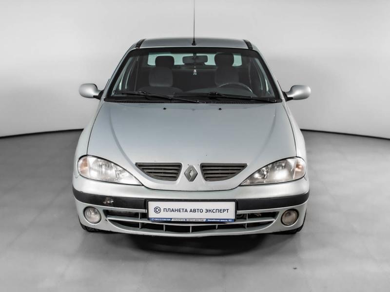 Renault Megane 1.4 MT (95 л. с.)