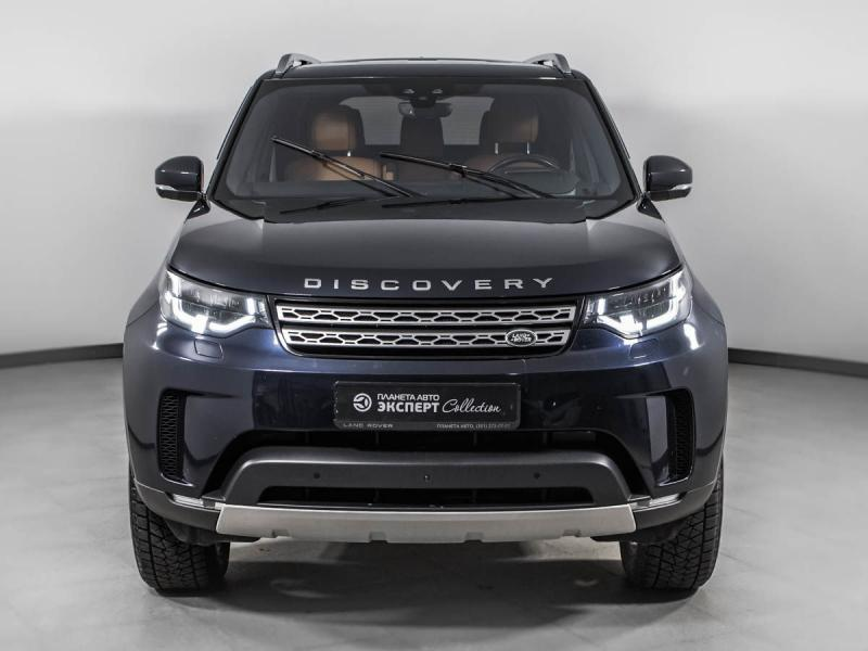 Land Rover Discovery 3.0 TDV6 AT 4WD (249 л.с.)