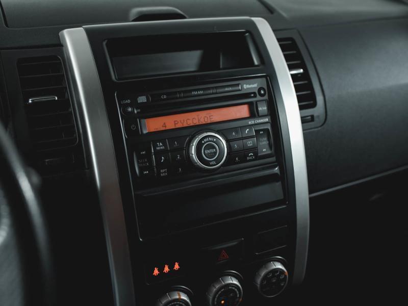 Nissan X-Trail 2.5 CVT AWD (169 л. с.)