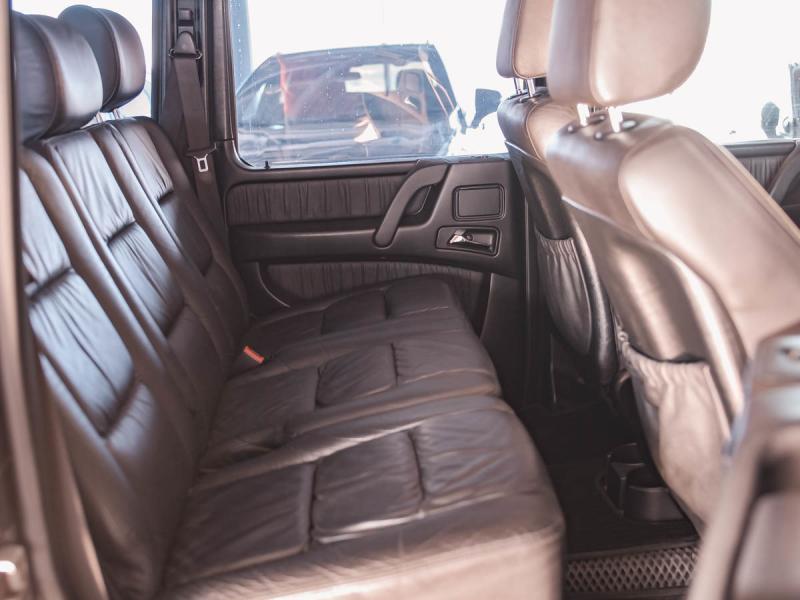 Mercedes-Benz G-Класс G 500 5AT (296 л. с.)