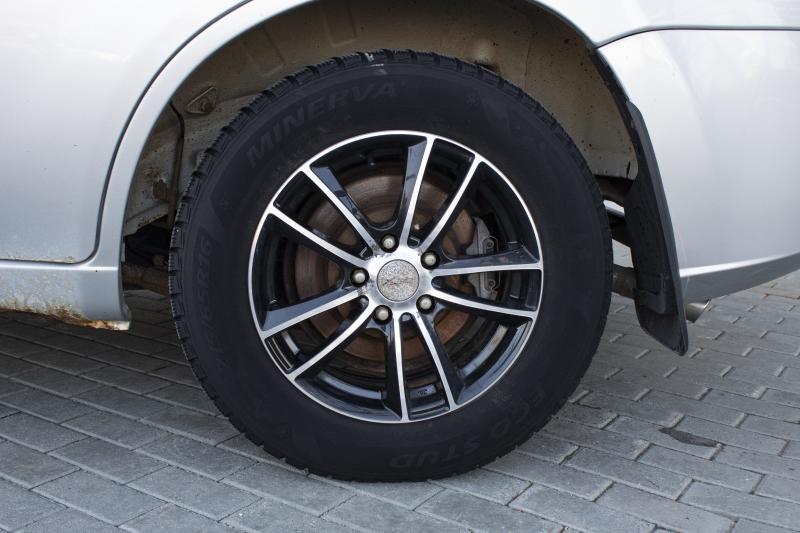 Chery Tiggo 2.0 MT AWD (136 л. с.)