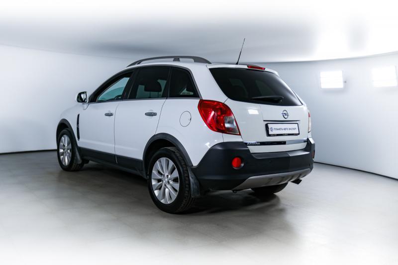Opel Antara 2.2 CDTi AT AWD (184 л. с.)