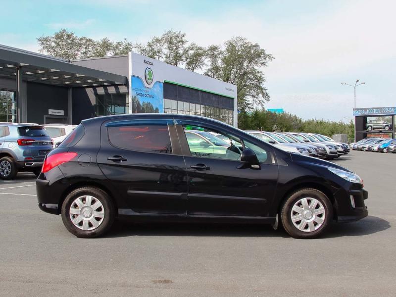 Peugeot 308 1.6 VTi AT (120 л. с.)