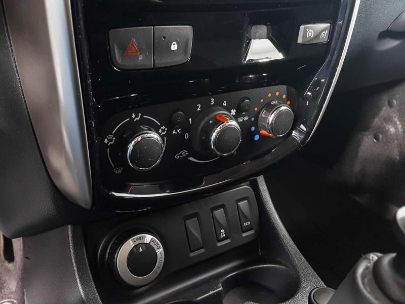 Nissan Terrano 2.0 MT AWD (143 л. с.)