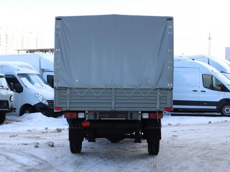 УАЗ Профи SC 1870 мм 2.7 MT (149,6 л.с.) Стандарт 236021-101