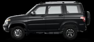 УАЗ Patriot 2.7 АT 4х4 (149,6 л.с.) Люкс Премиум Автомат Авто-Лига Апатиты