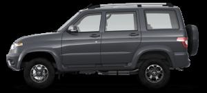 УАЗ Patriot 2.7 АT 4х4 (149,6 л.с.) Люкс Премиум Автомат К-Авто Калининград