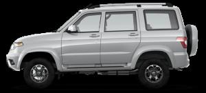 УАЗ Patriot 2.7 АT 4х4 (149,6 л.с.) Люкс Премиум Автомат АльянсМоторс (Сургут) Сургут