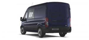 Ford Грузопассажирский фургон 2.2TD 125 л.с., передний привод Длинная база (L3), полная масса 3.5 т Автокласс Центр Тула