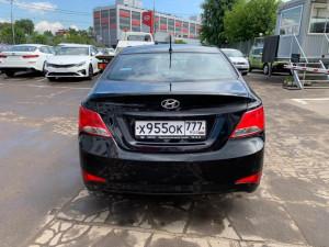 Hyundai Solaris 1.6 AT (123 л. с.) Вист-Моторс Москва
