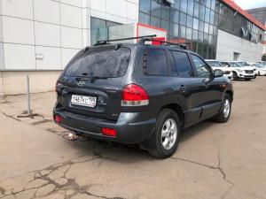 Hyundai 2.0 CRDi MT 4WD (112 л. с.) Вист-Моторс Москва