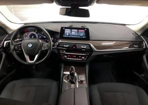 BMW 5 серия 530i Steptronic (252 л.с.) Business ORBIS AUTO г. Алматы