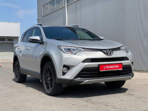Toyota 2.0 CVT 4WD (146 л. c.) Exclusive Тойота Центр Бишкек Бишкек