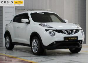 Nissan Juke 1.6 CVT (117 л. с.) ORBIS AUTO г. Алматы