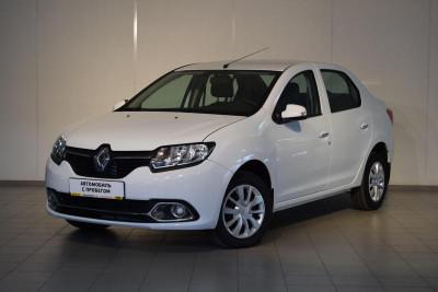 Renault Logan 1.6 MT (82 л. с.)