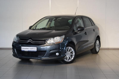 Citroen C4 1.6 VTi AT (120 л. с.)