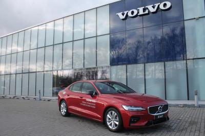 Volvo S60 2.0 T4 Drive-E (190 л. с.) R-Design